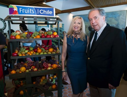 The Chilean Fresh Fruit Exporters Association Sponsors Passport D.C.