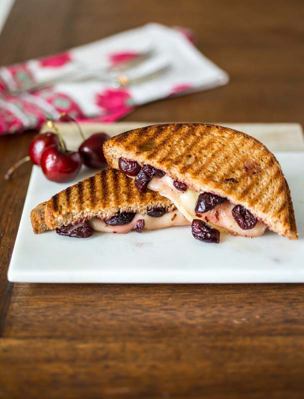 Savory Cherry Jam