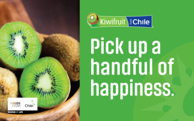 First-Ever U.S. Marketing Campaign for Chilean Kiwifruit