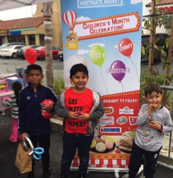 """Fruits from Chile sponsors """"Dia Del Niño"""""""