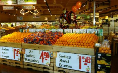 Robust Demand Continues for Chilean Navel Oranges