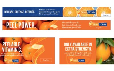 """Chilean Citrus Committee Releases Updated Season ForecastOffers """"Apeeling"""" Marketing Opportunities for Retailers"""
